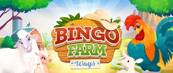 Bingo Farm Ways - Enjoy this exciting bingo game that takes place in a fresh and exciting setting.