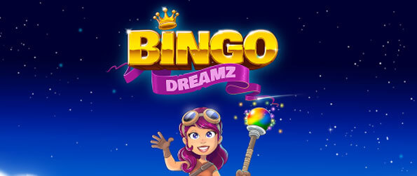 Bingo DreamZ - Get hooked on this exceptional bingo game that you won't be able to get enough of.