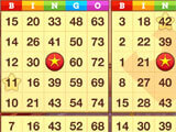 Bingo Country Ways by Playcus playing with four cards