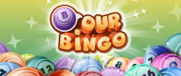 Our Bingo - Play exciting Bingo matches and win thousands of coins!