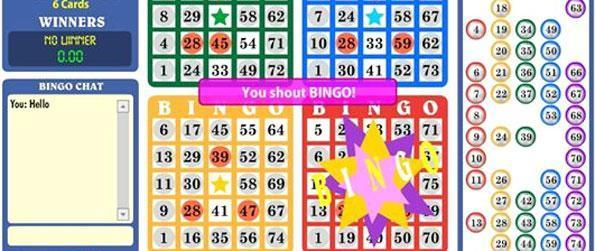 Bingo Classic - Test your luck against several online players in the classic game of Bingo!