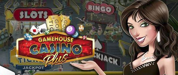 GameHouse Casino Plus - Immerse yourself in this awesome casino game that's packed with fun stuff to do.