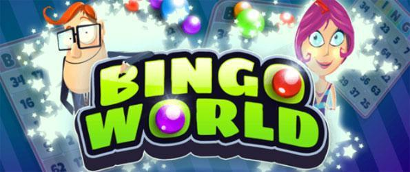 Bingo Fever - World Trip - Play a single-card Bingo game in three different places.