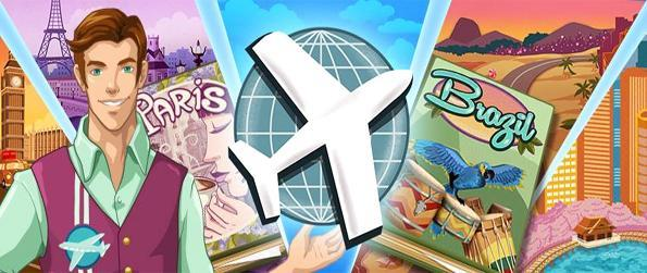 Let's Go Bingo - Visit major cities as you play bingo with this Facebook Game.