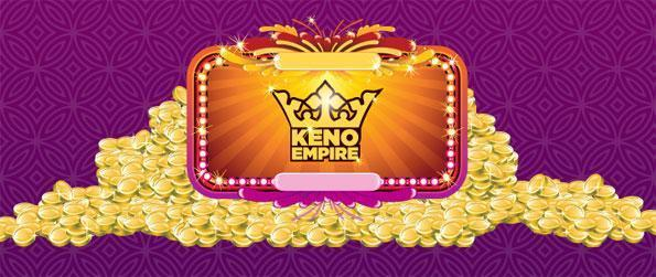 Keno Empire - Play a different kind of Bingo.