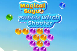 Bubble Witch Shooter Magical Saga thumb