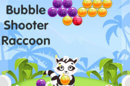 Bubble Shooter Raccoon thumb