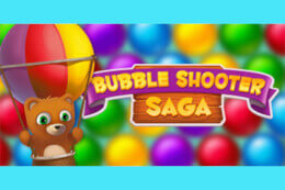 Bubble Shooter Saga thumb