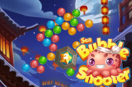 Sea Bubble Shooter thumb