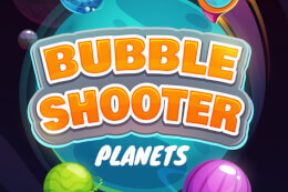 Bubble Shooter Planets thumb