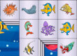 Sea Life Mahjong game