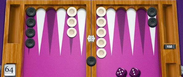 Pink Dreams - If you love everything pink, you might want to check out this simplistic yet amazing board theme on PlayGem Social Backgammon, dubbed as Pink Dreams.