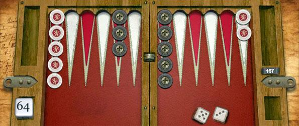 Treasure Island - Embark on an adventure by playing PlayGem Social Backgammon on the brilliant backgammon board, Treasure Island!