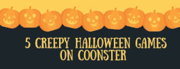 5 Creepy Halloween Games on Coonster thumb