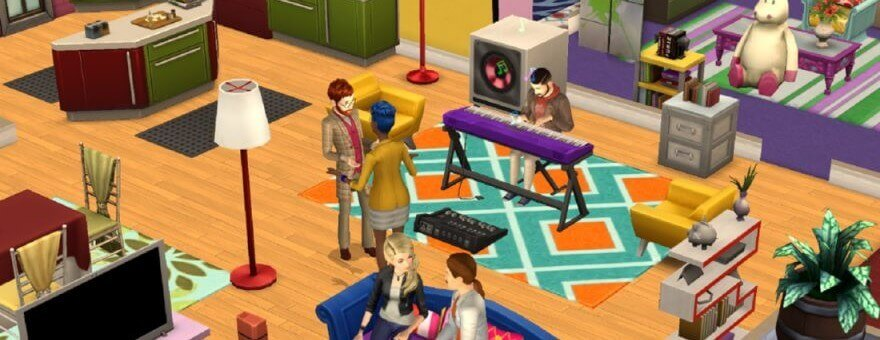 5 Reasons a Simulation Game Appeals to Many Players large
