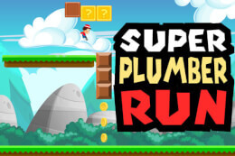Super Plumber Run thumb