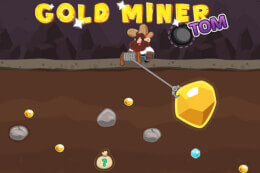 Gold Miner Tom thumb