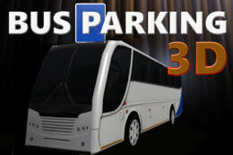 Bus Parking 3D thumb