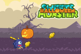 Sweets Halloween Monster thumb