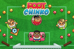 Foot Chinko thumb