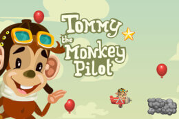 Tommy the Monkey Pilot thumb