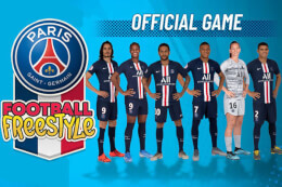 PSG Football Freestyle thumb