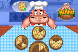 Hippo Pizza Chef thumb
