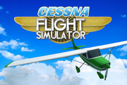 Cessna Flight Simulator thumb