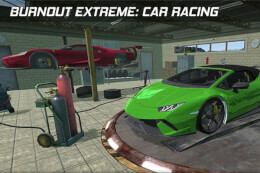 Burnout Extreme: Car Racing thumb