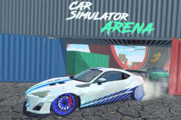 Car Simulator Arena thumb