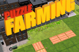 Tractor Puzzle Farming thumb