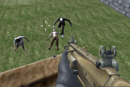 Shooting Zombies FPS Xtreme thumb