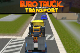 Euro Truck Heavy Vehicle Transport thumb