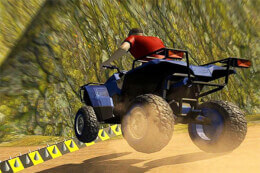 ATV Quad Bike Impossible Stunt thumb