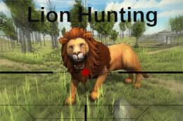Lion Hunting 3D thumb