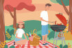 Barbecue Picnic Hidden Objects thumb