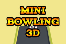 Mini Bowling 3D thumb