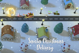 Santa Christmas Delivery thumb
