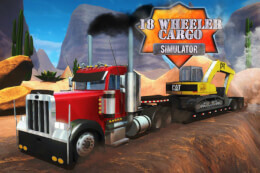 18 Wheeler Cargo Simulator thumb