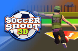 Soccer Shoot 3D thumb