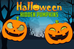 Halloween Hidden Pumpkins thumb