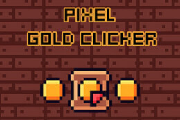 Pixel Gold Clicker thumb