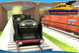 Modern Train Driving Simulator thumb