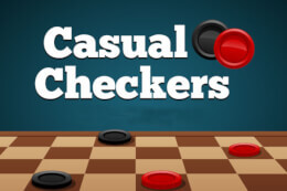 Casual Checkers thumb