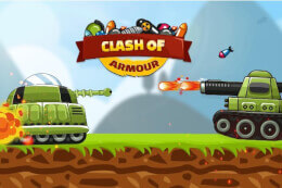 Clash of Armour thumb