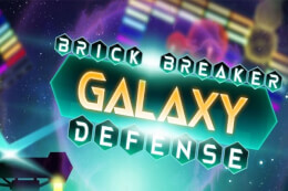 Brick Breaker Galaxy Defense thumb