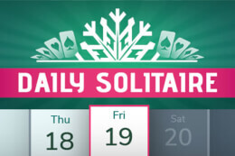 Daily Solitaire thumb