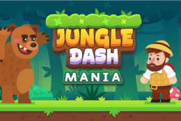 Jungle Dash Mania thumb