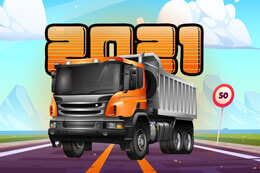 Coonster: Off Road Truck - Extreme Simulator thumb