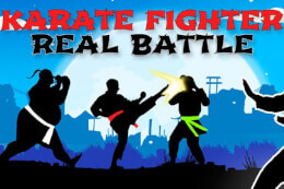Karate Fighter: Real Battle thumb